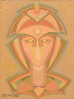 Bettie Cilliers-Barnard; Regal Portrait Series: No. 1 Judgement