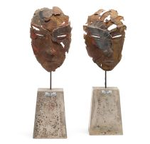 Anton Smit; Masks, two