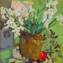 Irma Stern; Still Life with Irises