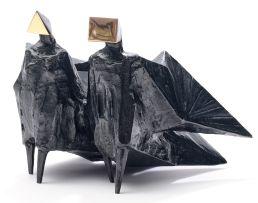 Lynn Chadwick; Cloaked Couple VII