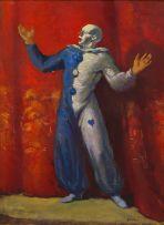 Robert Melvin Simmers; Pierrot