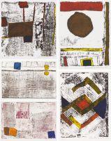 Hannes Harrs; BaKuba Abstracts, five