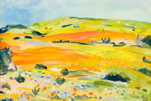 Irma Stern; Spring - Namakwaland