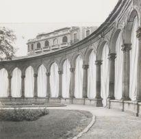 Christo and Jeanne-Claude; Curtains for La Rotonda (Project for La Rotonda, Milan)