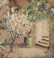 Taffy (Matthew) Whippman; Garden Doorway