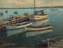 George William Pilkington; Harbour View