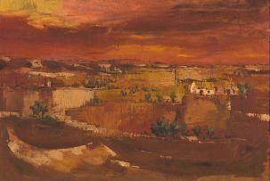 Jan Buys; Landscape