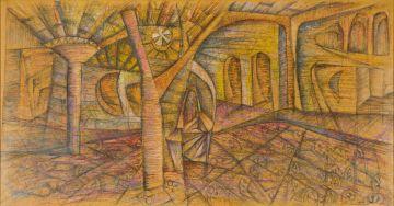 Martin Qgibinsizi Tose; The Temple
