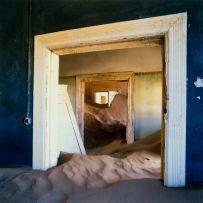 Helga Kohl; Family Accommodation 2 (Kolmanskop Series)
