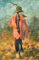 Marjorie Wallace; Scarecrow