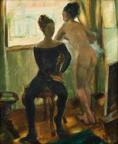Clement Serneels; Two Models