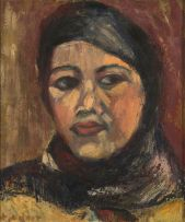 Thelma Chait; Malay Woman