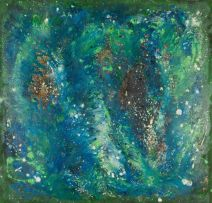 Wilfred Delporte; Supernova in Green