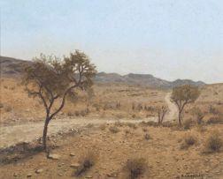 Ben Coutouvidis; Namibian Scene