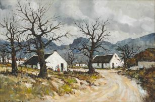 Don (Donald James) Madge; Cape Village