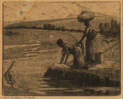 Willem Hermanus Coetzer; Washer Women