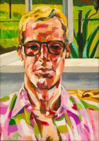 Terrence Patrick; Portrait of André du Toit