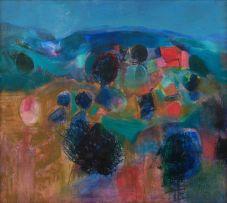 Jane Tully Heath; Wild Landscape