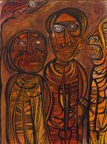 Cecil Skotnes; Pale Prisoners