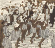 Eugene Labuschagne; Swazi Dance