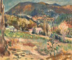 Maud Sumner; Constantia 'Landscape'