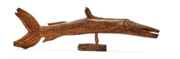 Jackson Hlungwani; Fish