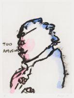 Robert Hodgins; Too Amusing