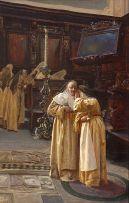 Salvatore Frangiamore; Gossiping Nuns