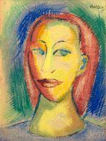 Alexis Preller; Portrait