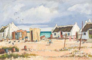 David Botha; Fishing Village