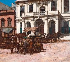Robert Gwelo Goodman; The Old Town House, Cape Town