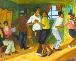 George Milwa Mnyaluza Pemba; The Dance