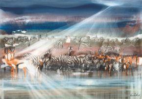 Gordon Vorster; Zebras and Springbok