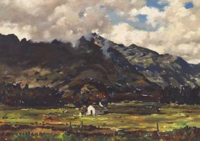 Christopher Haw; House, Mountains Beyond
