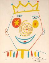 Pablo Picasso; Le Clown