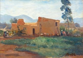 Hugo Naudé; The Homestead