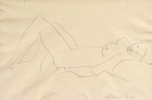 François Krige; Nude