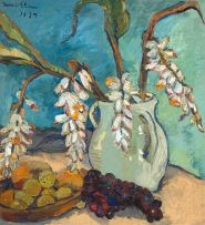 Irma Stern; Still Life with Ginger Plant