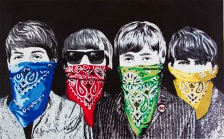 Mr. Brainwash; The Beatles