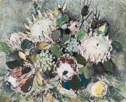 George Enslin; Proteas