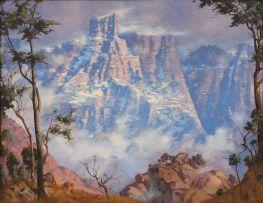 Willem Hermanus Coetzer; Sentinel, Drakensberg