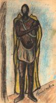 Pranas Domsaitis; Standing Figure