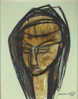 Bettie Cilliers-Barnard; Portrait