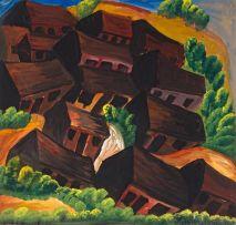Gladys Mgudlandlu; Township Houses