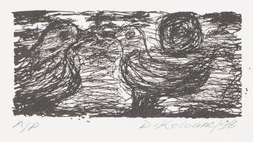 David Koloane; Two Birds