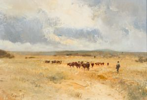 Christopher Tugwell; Herder and Cattle