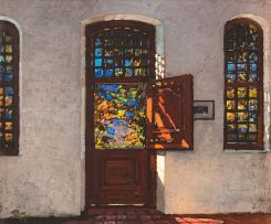 Robert Gwelo Goodman; Interior Looking Out, Stellenrust