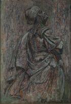 Dorothy Kay; Ship's Figurehead, Swellendam
