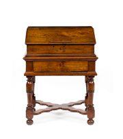 A Cape teak Bible desk, 18th century