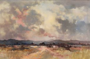 Ruth Squibb; Rural Landscape
